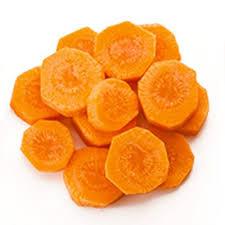 cuisiner des carottes en rondelles carottes aliments baril