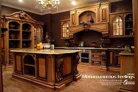 Kitchen Display Cabinet High End Kitchen Cabinets High End Solid Wood Kitchen Cabinet