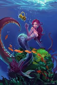 92 best mermaids images on pinterest alice artists and dark art