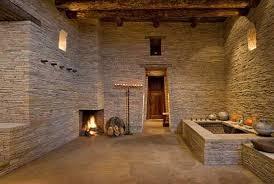piastrelle in pietra per bagno bagni moderni