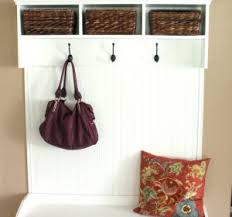 small entry coat rack bench entryway storage bench with coat rack