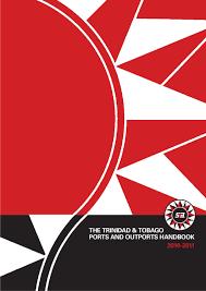 the trinidad u0026 tobago ports and outports handbook 2010 2011 by