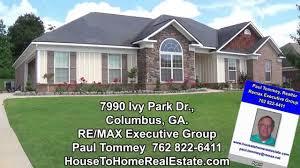 homes for sale north columbus ga 7990 ivy park drive columbus ga