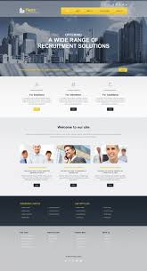 free profile finder website template 50770 recruitment agencies directory custom