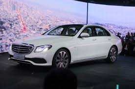 2017 mercedes benz e class first look motor trend