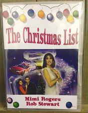 christmas list dvd comedy screen dvds discs ebay