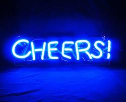 new beer neon sign cheers for girls bedroom bar billards pub home