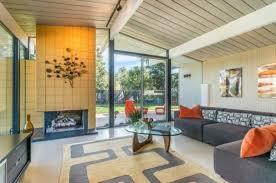 eichler hosue mid century modern home