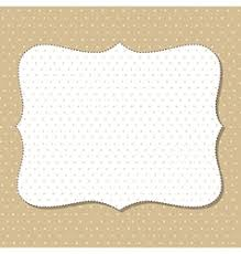cool frame cool template frame design for greeting card vector image