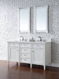 60 Inch Bathroom Vanity Double Sink by Brittany 60