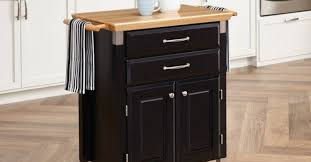 absolute kitchen utility cart tags kitchen island with drop leaf