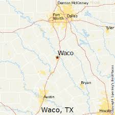 map waco best places to live in waco