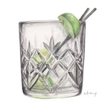 old fashioned cocktail drawing drinks on me u2014 nicole d karp