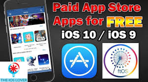 get all paid and hacked apps free ios 9 and ios 10 no computer no