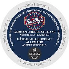 timothy u0027s german chocolate cake coffee u2013 java kap