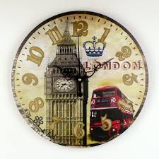 compare prices on big wall clocks large decorative online