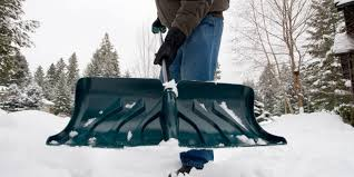 how to choose the best snow shovel