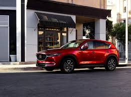 mazda 2017 models 2017 mazda cx 5 makes canadian debut in toronto