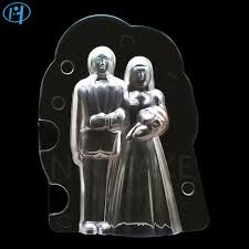 home decorating tools new 3d wedding couple chocolate mold candy sugarpaste molds cake