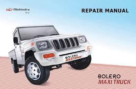 mahindra service repair manuals pdf free downloads