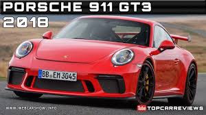 porsche 911 gt3 price 2018 porsche 911 gt3 review rendered price specs release date