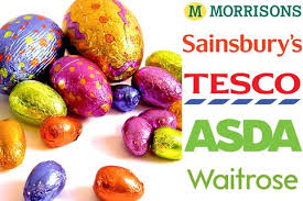 easter eggs sale tesco has slashed the price of their easter eggs in chocolate
