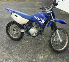 yamaha ttr 125 big wheel 2003 non runner in bideford devon
