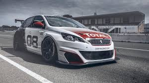 peugeot 308 touring peugeot 308 cup a racing car you can buy