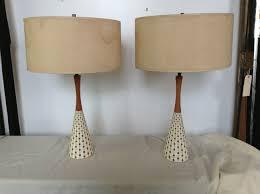 mid century modern table lamp mid century modern lighting