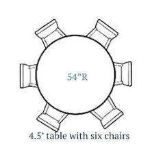 round table with 6 chairs need to know wedding ideas pinterest table seating rounding