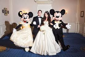 mickey and minnie wedding 7 things i m glad we did for our disney wedding this fairy tale