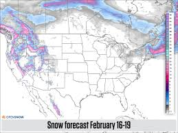 Us And Canada Map by West Gets Back Into The Action This Week Us And Canada Daily