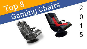 Ultimate Game Chair 8 Best Gaming Chairs 2015 Youtube