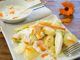 cuisiner le surimi surimi en salade de fleurs cuisine à l ouest