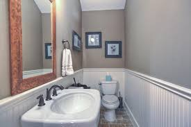 Installing Wainscoting In Bathroom - wainscoting in bathroom picture u2014 the clayton design how to