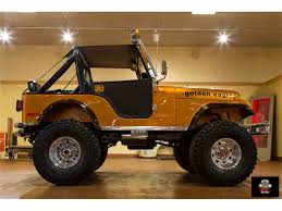Jeep Scrambler For Sale Canada Classic Jeep Cj For Sale On Classiccars Com 10 Available