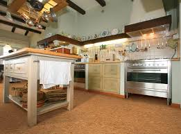 Cork Flooring Kitchen by Photo Gallery Natural Cork Usfloors