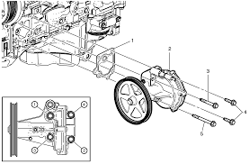 repair instructions off vehicle vacuum pump installation