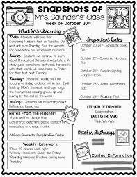 teacher newsletter template 5 teacher templates free theatre
