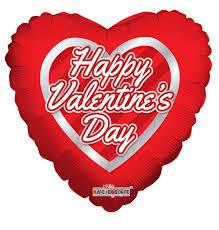 valentines balloons wholesale 18 s heart wreath mylar foil balloon wholesale