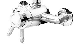 Bristan Thermostatic Bath Shower Mixer Triton Aspira Thermostatic Concentric Mixer Shower Amazon Co Uk