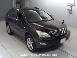 harrier lexus new model lexus rx330