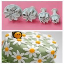 Christmas Cake Decorations Wholesale by Discount Sunflower Fondant Flowers 2017 Sunflower Fondant