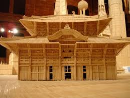 Toothpick House Fw Toothpicks Obviously This Guy Doesn T Have A Life Google