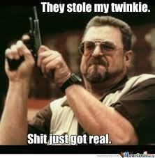 Twinkie Meme - fat guys twinkie by awesomedude5608 meme center