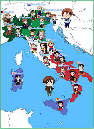 Map Of Central Italy by Aph Mappa D U0027italia Map Of Italy By Jjblue1 On Deviantart