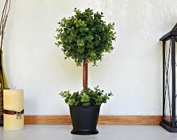 artificial plant etsy
