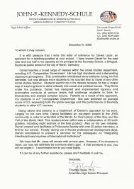 ideas collection letter of recommendation for colleague teacher