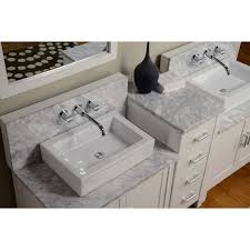 84 Inch Double Sink Bathroom Vanity by Direct Vanity Sink 7080d1 Wwc Horizon 84 In Double Bathroom