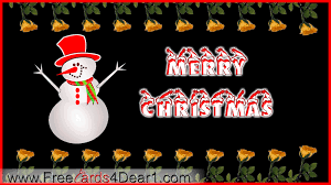 merry christmas 2012 greeting cards from freecards4dear1 com